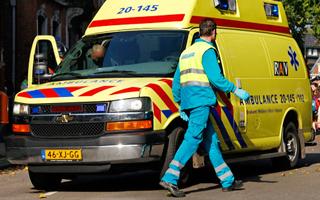 Ambulance gasdetectie