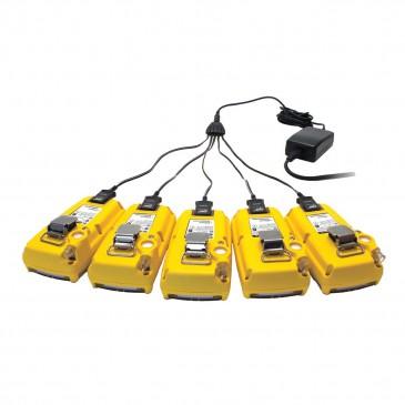 GasAlertQuattro Multi oplaad adapter 230VAC