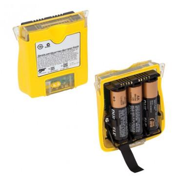 GasAlertQuattro batterijpack