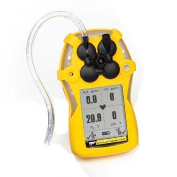 GasAlertQuattro Kalibratie adapter met slang 0,3 m