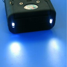 GfG Microtector II G450/G460 Accu met zaklamp