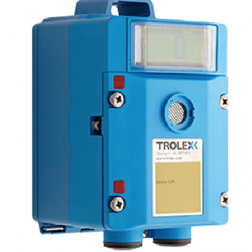 Trolex TX6355 SENTRO 1 WIRELESS GAS DETECTOR